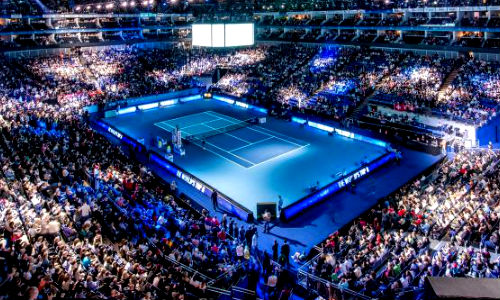Places Barclays ATP World Tour Finals