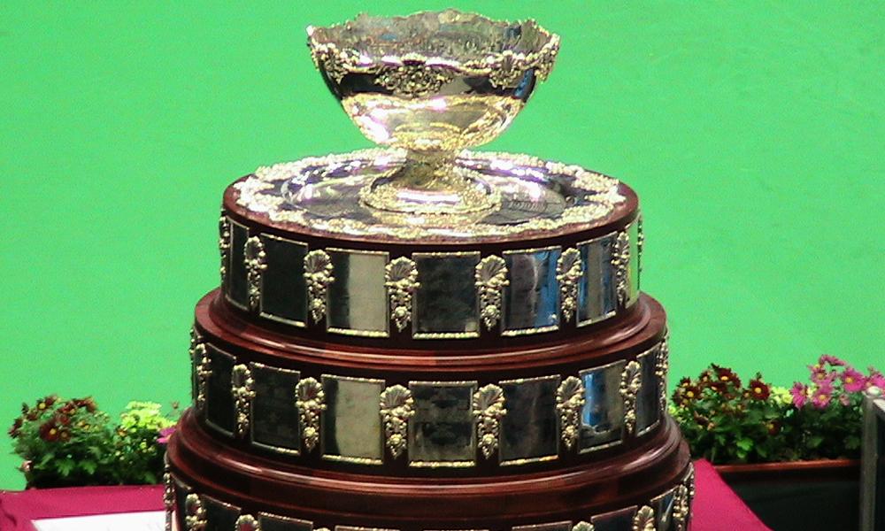Places Coupe Davis 2015 - Grande-Bretagne France