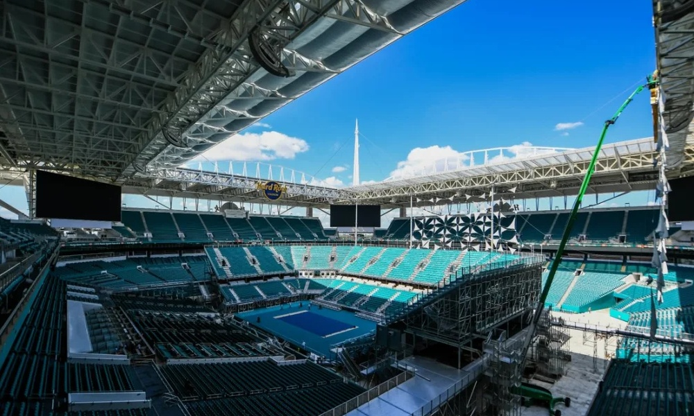 Places Miami Open