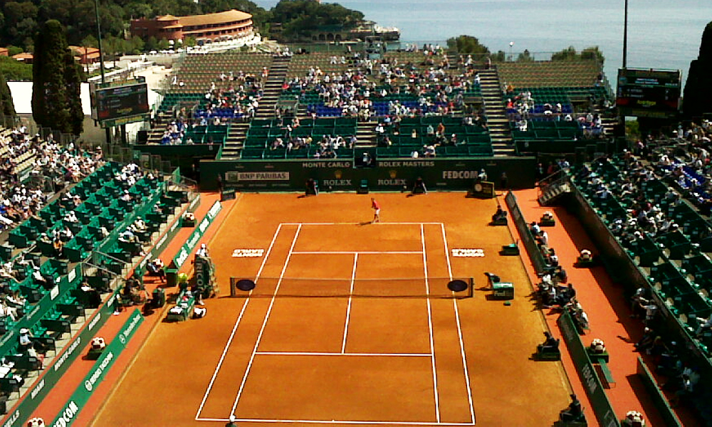 Places Monte Carlo Rolex Masters