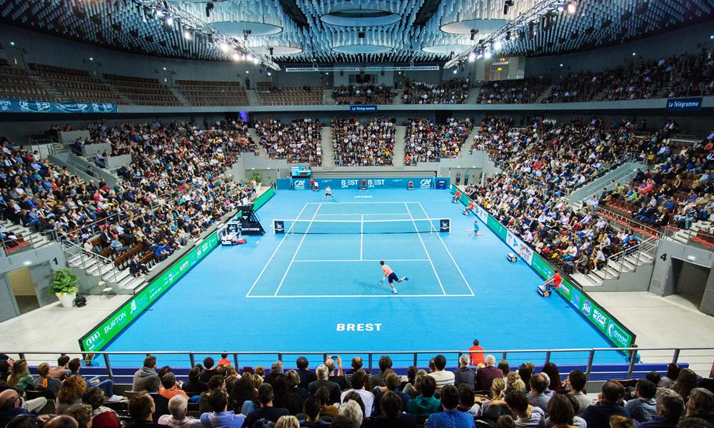 Places Open Brest Arena