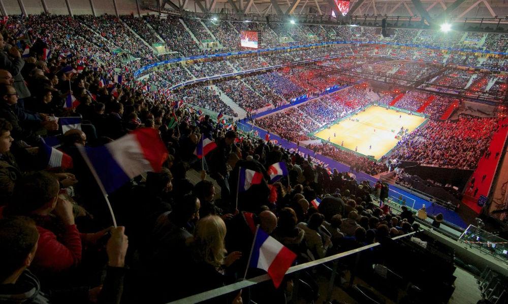 Coupe Davis Demi Finale France Espagne