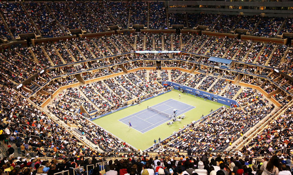 Places US Open Tennis